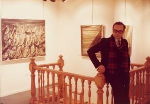 Cruz de Castro exposición 1981