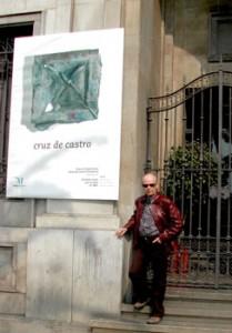 Exposición en Málaga año 2007